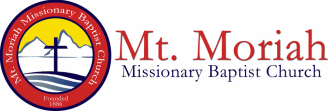 Mt. Moriah Missionary Baptist Church